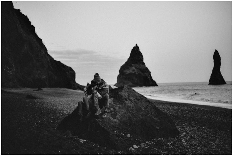 Fotograf na Islandii